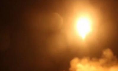 الحوثيون يعلنون إطلاق صاروخ باليستي على الرياض