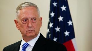ماتيس: الرد الأمريكي على تدخلات ايران في المنطقة لن يكون عسكريا