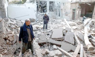 الصين تستكشف طريق الحرير عبر المشاركة في إعمار سوريا