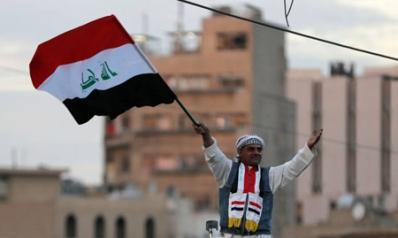العراقيون يحتفلون بالنصر على داعش ويتوقون لهزيمة الفساد