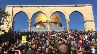 القدس تعزل ترامب