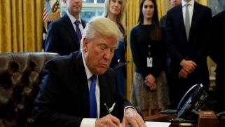 ترامب فشِل في جلب السلام للشرق الأوسط