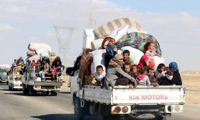 تسجيلات صوتية لقيادات الميليشيات العشائرية المتحالفة مع النظام السوري تهدد بالثأر من عشائر موالية لتنظيم «الدولة»