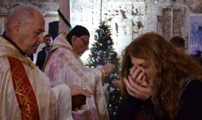الموصل تطوي صفحة داعش وتحتفل بعيد الميلاد