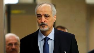 النظام السوري يربط بقاءه في جنيف بإلغاء بيان الرياض 2