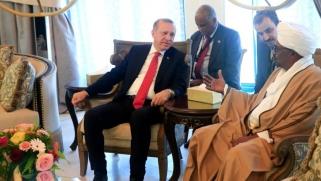السودان وتركيا ينشئان مجلسا للتعاون الإستراتيجي