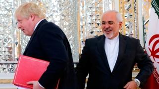 إيران وبريطانيا: الملفات الخلافية أكثر من نقاط الالتقاء