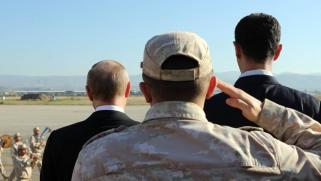 بوتين يستثمر الغضب على ترامب لاستمالة الشرق الأوسط