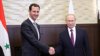 بوتين يأمر من سوريا بالتحضير لسحب القوات الروسية