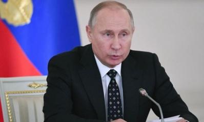 بوتين: انفجار سان بطرسبرغ عمل إرهابي