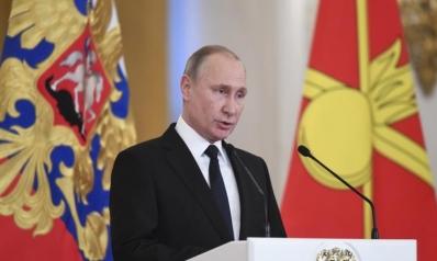بوتين: طرطوس وحميميم قلعتان مهمتان لحماية روسيا