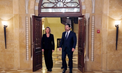تحفظات الغرب على حزب الله لا تحول دون حماية عهد الحريري – عون