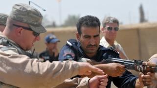"""تعزيز """"قوات الأمن العراقية"""""""