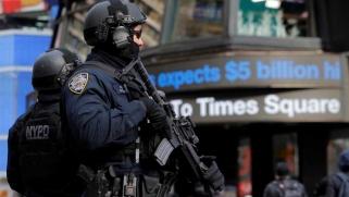تشديد الأمن في الولايات المتحدة قبيل احتفالات العام الجديد