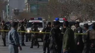 مقتل وإصابة العشرات في تفجيرين بكابل
