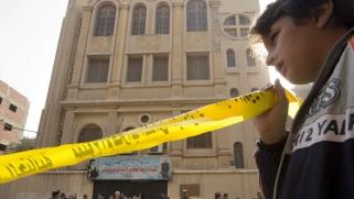 مصر: أطفال داخل كنيسة مارمينا القبطية نجوا من موت محقق