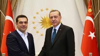 توتر بين تركيا واليونان على خلفية منحها حق اللجوء لعسكري تركي