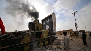 """""""الخلافة"""" دُمّرت.. لكن """"داعش"""" سيواصل البقاء"""