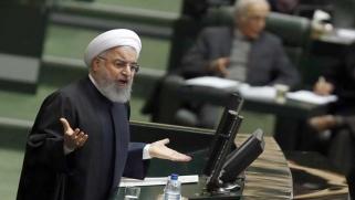 روحاني: جاهزون لاستئناف العلاقات مع السعودية شريطة قطع علاقاتها مع إسرائيل
