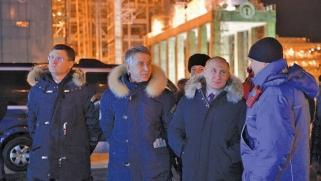 روسيا تدشّن مشروع «يامال» الضخم للغاز