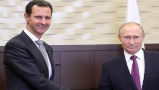 روسيا والاستثمار السياسي لتدخلها العسكري بسوريا
