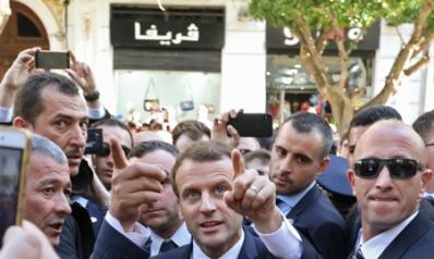 ماكرون: حان الوقت لتخطي الماضي 'الاستعماري' في الجزائر