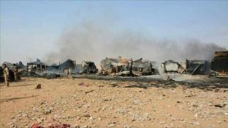معارك بريف إدلب وحركة نزوح بريف دير الزور