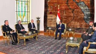 واشنطن تحاول تقليص نفوذ موسكو بإحياء علاقاتها مع القاهرة