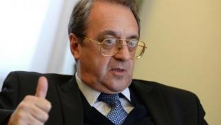 موسكو تلمح لـ«رعاية دولية» لإنجاح {سوتشي}