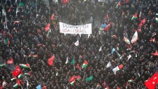 مظاهرات مستمرة حول العالم نصرة للقدس