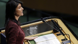 تصويت الأمم المتحدة على قرار القدس، اختبار واقعي لحديث ترامب الفظ