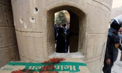 تنظيم الدولة يتبنى هجوم الكنيسة بالقاهرة والإدانات تتوالى