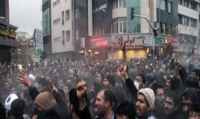 الاحتجاجات الإيرانية والطبقة العاملة