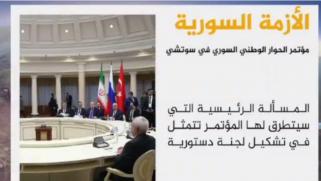 هيئة المفاوضات السورية تقاطع مؤتمر سوتشي