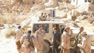 الجيش اليمني ينتظر أوامر لدخول صنعاء.. ومتحدث «التحالف» يظهر في نهم