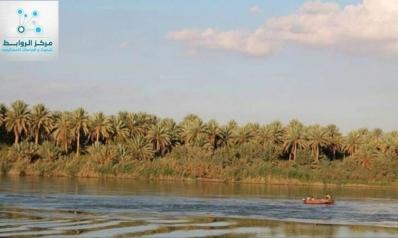 قلق الحكومة العراقية من مشكلة المياه والامن الغذائي