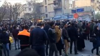 السلطات الإيرانية تتوعد المحتجين