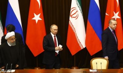 صراع النفوذ في سوريا