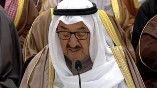أمير الكويت: الخلاف الخليجي عابر