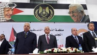 المجلس المركزي إذ يدين الطبقة السياسية الفلسطينية
