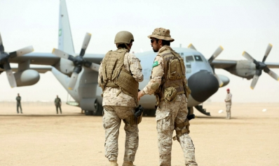 الوضع الإنساني باليمن موضع اهتمام دول التحالف بعد تقدم جهود التحرير