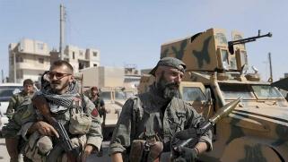 أمريكا تعلن حدود الدولة الكردية في سوريا؟