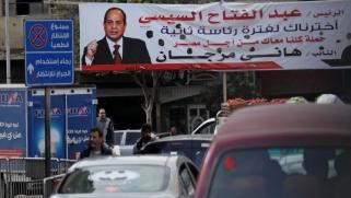 إعلام مصر والرئاسيات.. السيسي أولا السيسي أخيرا