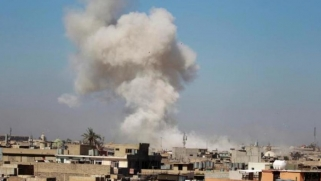 8 قتلى بقصف «خاطئ» للتحالف الدولي على قوة عراقية