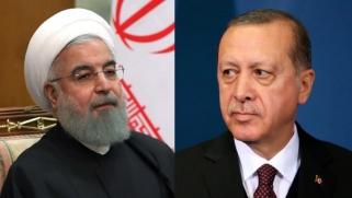 أردوغان لروحاني: نحرص على استقرار إيران