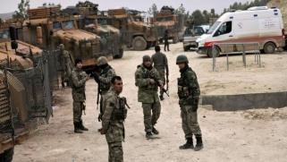 تركيا تعلن مصرع المئات من المقاتلين الأكراد