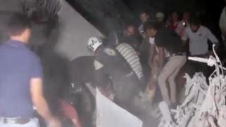 تركيا تسعى لوقف حملة النظام السوري في إدلب