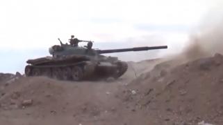 قوات النظام تتقدم بريف حلب الجنوبي