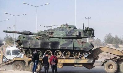 البنتاغون: نتفهم مخاوف تركيا في سوريا… ولا ندعم «وحدات الحماية الكردية» في عفرين