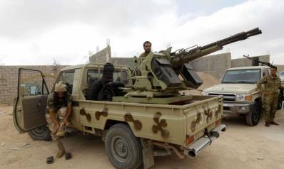 الميليشيات الإسلامية تبحث عن موطئ قدم في طرابلس